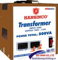Máy Biến Thế 1 Pha HANSINCO 500VA