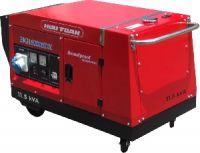 Máy phát điện HONDA HG16000TDX giảm thanh 3 pha 12.5kva