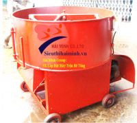 Máy trộn vữa xi măng HM500 L