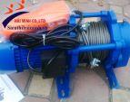 Tời Điện Đa Năng KCD 300/600