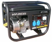 Máy phát điện xăng HYUNDAI HY2500LE (2 KW đề) ( BỎ MẪU )