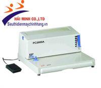 Máy đóng sách điện Silicon BM-PC2000A