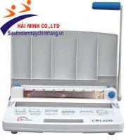 Máy đóng sách gáy kẽm Silicon BM-CW1200