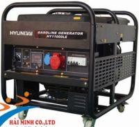 Máy phát điện xăng 3 pha Hyundai HY11000LE-3 (10.6ka) ( BỎ MẪU )