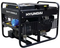 Máy phát điện dầu diesel Hyundai DHY12000LE (10kw) ( BỎ MẪU )