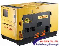 Máy phát điện diesel 3 pha KAMA KDE-35SS3 (30kva)