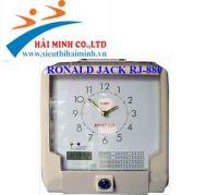 Máy chấm công thẻ giấy RONALD JACK RJ-880