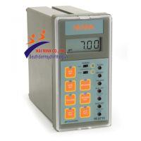 Bộ kiểm soát pH 2 điểm – ngõ ra analog 4 - 20mA Hanna HI8711