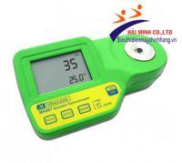 Khúc xạ kế đo độ mặn Milwaukee MA887