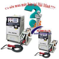Máy hàn MIG/MAG Panasonic YD-500GL