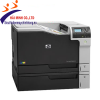 Máy in Laser Màu HP Color LaserJet Enterprise M750dn