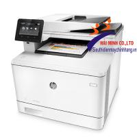 Máy in Laser Màu Đa chức năng HP LaserJet Pro 400 color MFP M477FDW