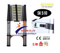 Thang nhôm rút Sumika SK510
