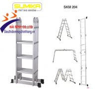 Thang nhôm gấp đa năng Sumika SKM204