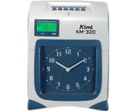 Máy chấm công thẻ giấy Kimi – KM320