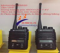 Bộ đàm Motorola GP6620