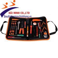 Bộ dụng cụ sửa chữa điện tử Asaki 30 chi tiết AK-9831
