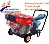 Máy Bơm nước Diesel BN150+RV95N
