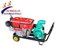 Máy bơm nước Diesel D12+BAS3