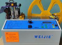 Máy cắt nhãn nóng lạnh WEIJIE 988