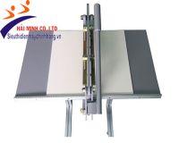 Máy cắt vải mẫu dạng răng cưa Samsung SPI 9802