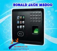 Máy Chấm Công Vân Tay và Khuôn Mặt Ronald Jack MB360