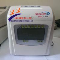 Máy chấm công thẻ giấy Wise Eye WSE 2700D