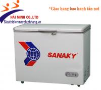 Sanaky VH-225A2 dàn nhôm 1 ngăn 225 lit