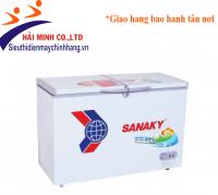 Sanaky VH-3699W1 đồng 2 ngăn-360 lít