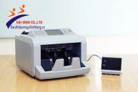 Máy đếm và soi tiền Silicon MC-7PLUS