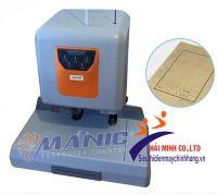 Máy khoan đóng chứng từ Manic B-50TĐ