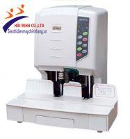 Máy khoan chứng từ sử dụng bằng ống nhựa MANIC B-830 HJ50 (BỎ MẪU)