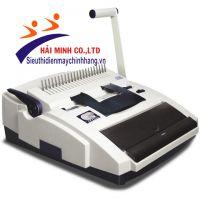 Máy đóng sách gáy xoắn nhựa và kẽm DSB CW-4500