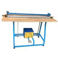 Máy hàn miệng túi Tân Tân M2-1000mm bàn gỗ dây 3mm