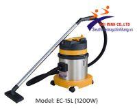 Máy hút bụi EASTCLEAN  EC - 15L - 1200W