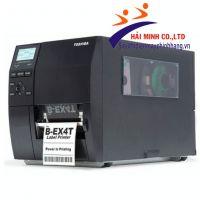 Máy in mã vạch Toshiba  B-EX4T1 (300dpi)