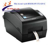 Máy in mã vạch Bixolon TX 420 G