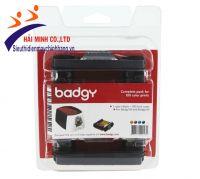 Ruy băng máy in thẻ nhựa Evolis Badgy 200