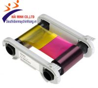 Ribbon màu YMCKO cho máy in thẻ nhựa Evolis