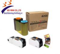Ribbon Đa Màu Cho Máy In Thẻ Nhựa Hiti CS200E