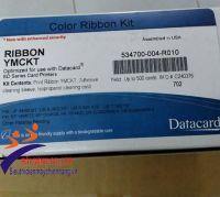 Ruy băng màu YMCKO Datacard 534700-004
