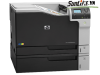Máy in HP Color LaserJet Enterprise M750DN