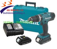 May khoan bua pin Makita DHP453SYE