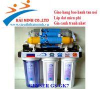 Máy lọc nước GEYSER 7 cấp