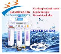 Máy lọc nước GEYSER 8 cấp