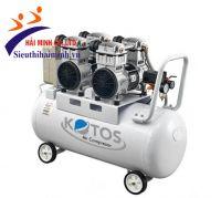 Máy nén khí không dầu Kotos HD1500*2 – 100L