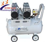 Máy nén khí không dầu Kotos HD750*2 -50L