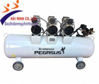 Máy nén khí giảm âm Pegasus TM-OF750x3-120L