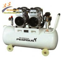 Máy nén khí giảm âm PEGASUS TM-OF750x2-70L