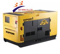 Máy phát điện có vỏ Kipor KDE11SS